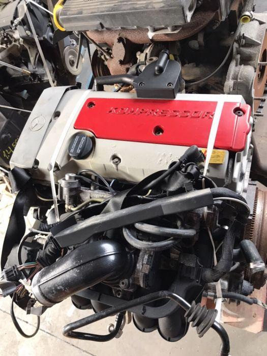 Motor usado mercedes CLK 230 kompressor