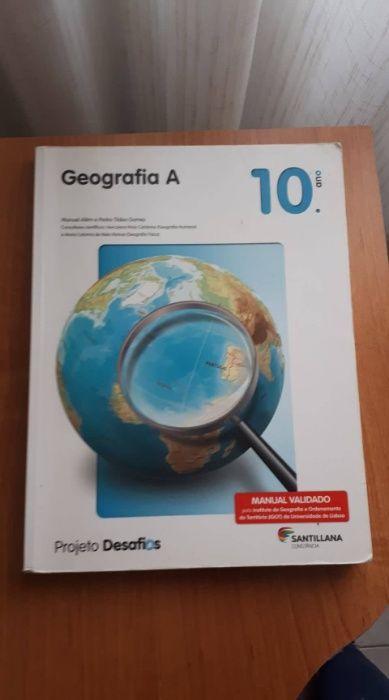 Geaografia A 10º ano