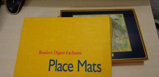 Lote de bases de Mesa Paul Cézanne novo portes incluidos