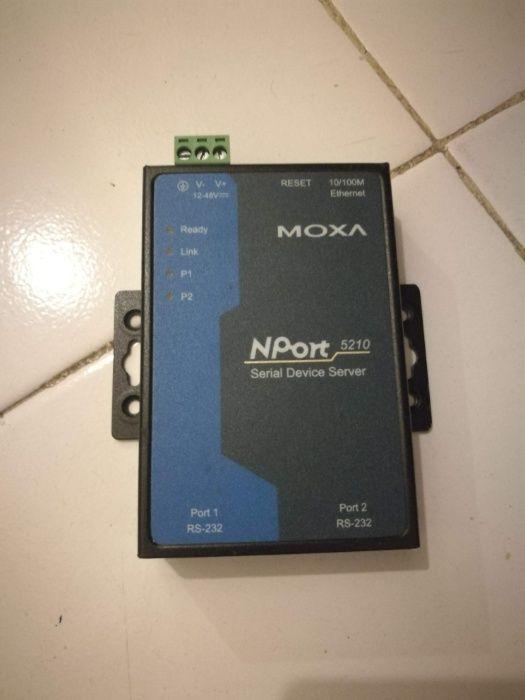 Moxa 5210