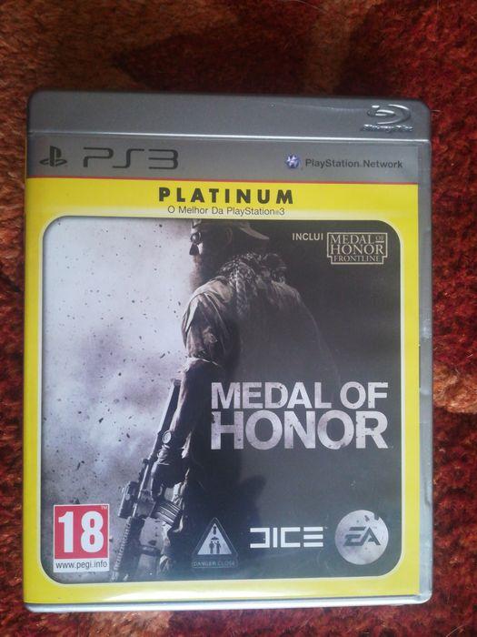 Jogo medal of honor ps3