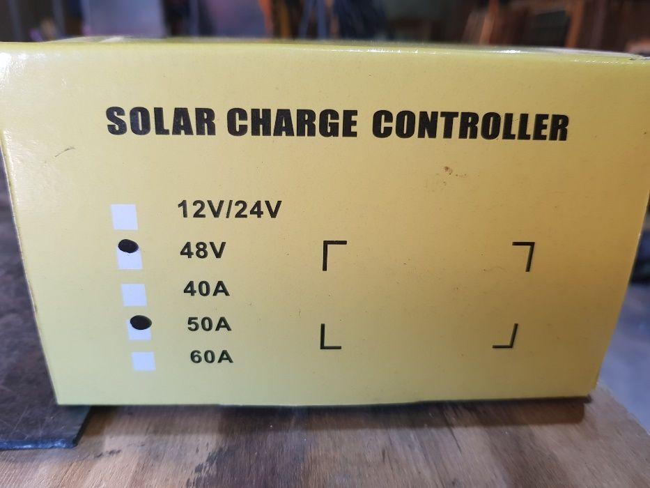 Controlador solar 10--30 amperes novos garantia 3 anos Fernão Ferro - imagem 4