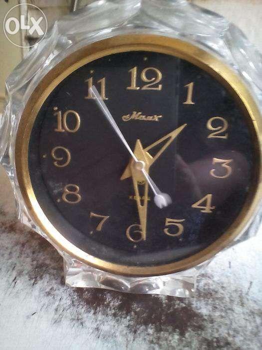 Часы маяк продам настольные дом эксплуатацию сдать в час как