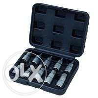 Chave Caixa Bit HEX- Sextavado Interior - 10pc