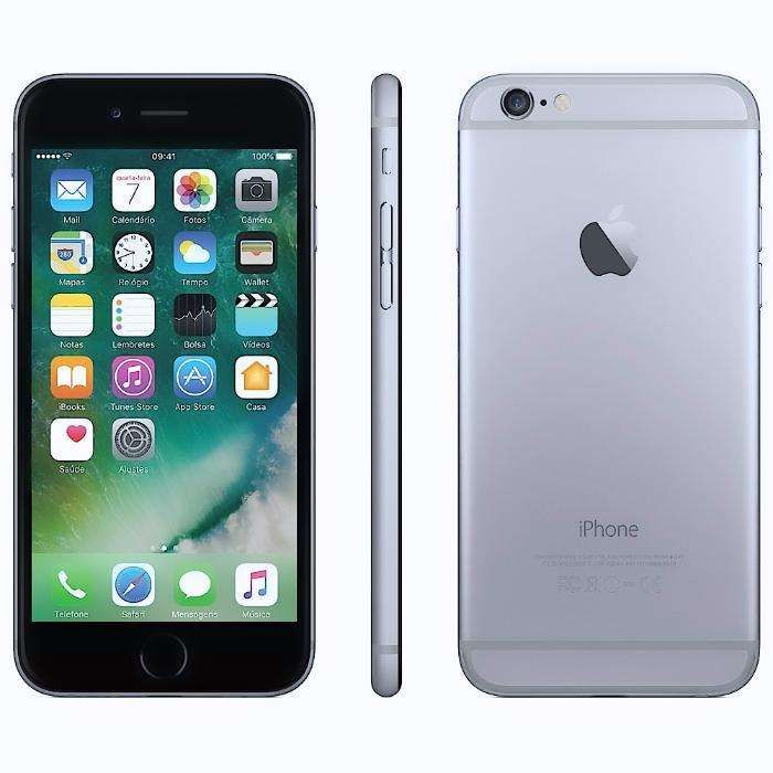 iPhone 6 Plus 16Gb - Space Gray_NOVO