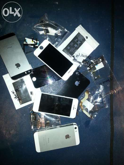 iPHONES- peças novas para reparação
