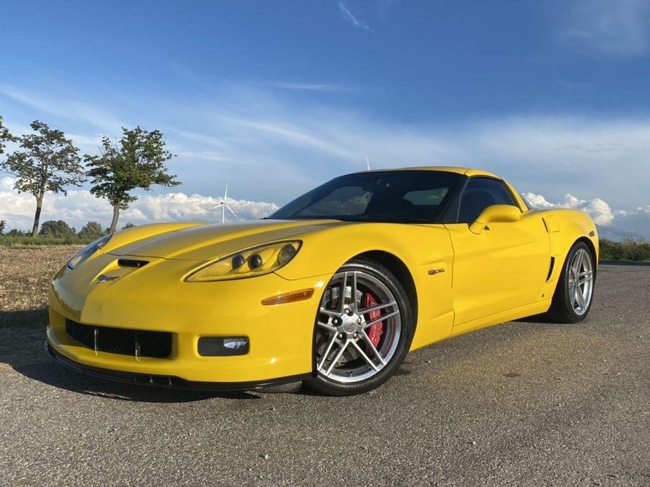 Corvette / Z06 / 515 ps / C6 / niesamowicie głośny i ...