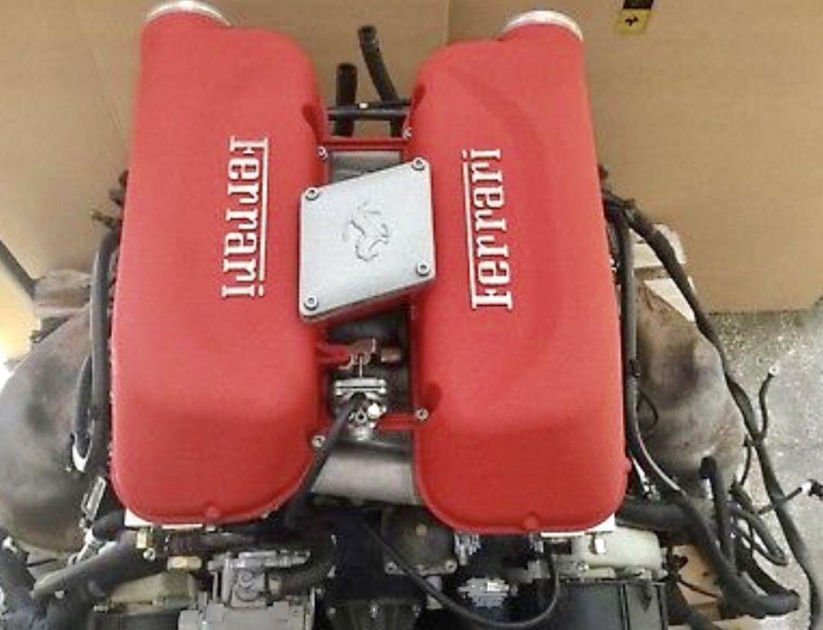 Motores Ferrari com Garantia