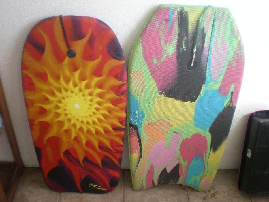 2 pranchas de surf