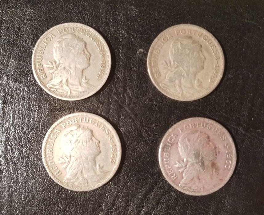 Moedas 50 Centavos 1953 (Bom Estado)