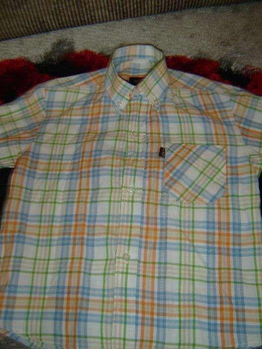 Casaco e camisa 3-4 anos