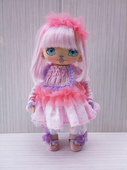 куклы девушки ручной работы
