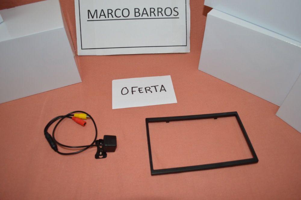 """Rádio 2DIN 7"""" Oferta Câmera + MOLDURA - Bluetooth USB Micro SD Paranhos - imagem 10"""