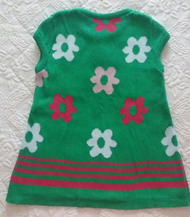 Vestido da marca Agatha Ruiz de la Prada, tamanho 2 Santa Clara E Castelo Viegas - imagem 2
