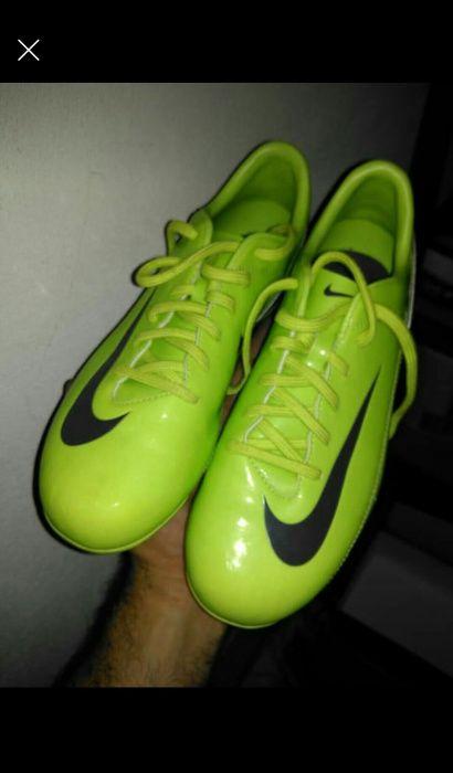 Chuteiras Nike originais - Brito - Chuteiras Nike como novas 5adc6f2e4801d