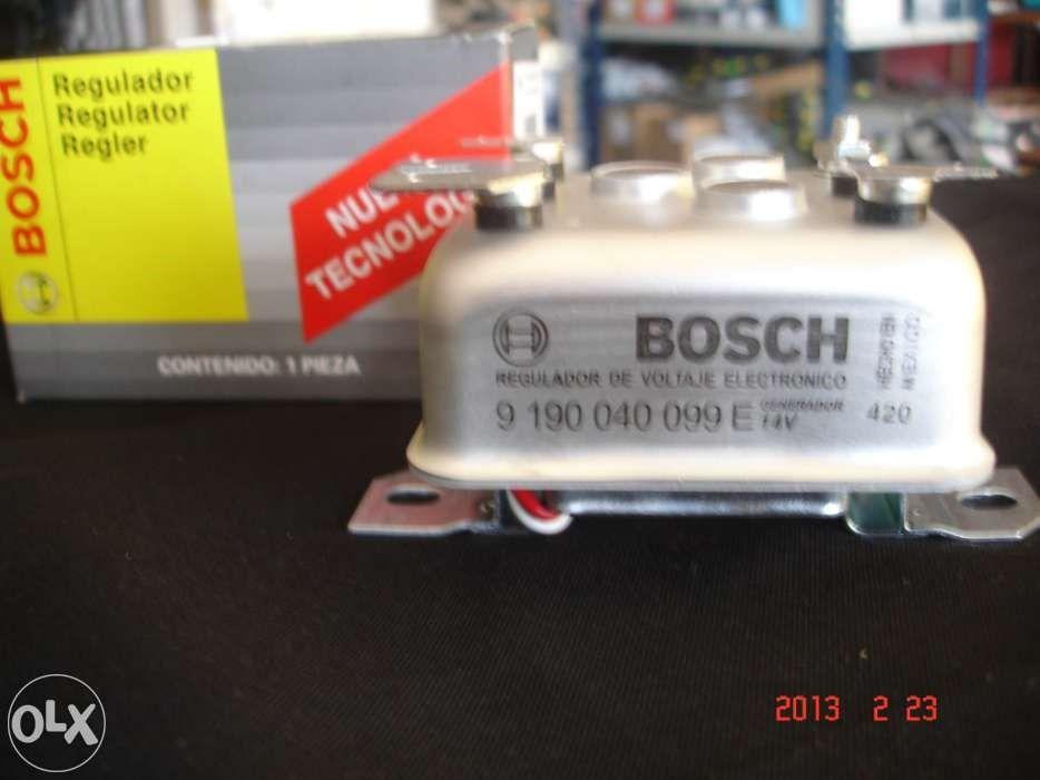 Regulador BOSCH, novo, de 12 volts para carochas e outros.