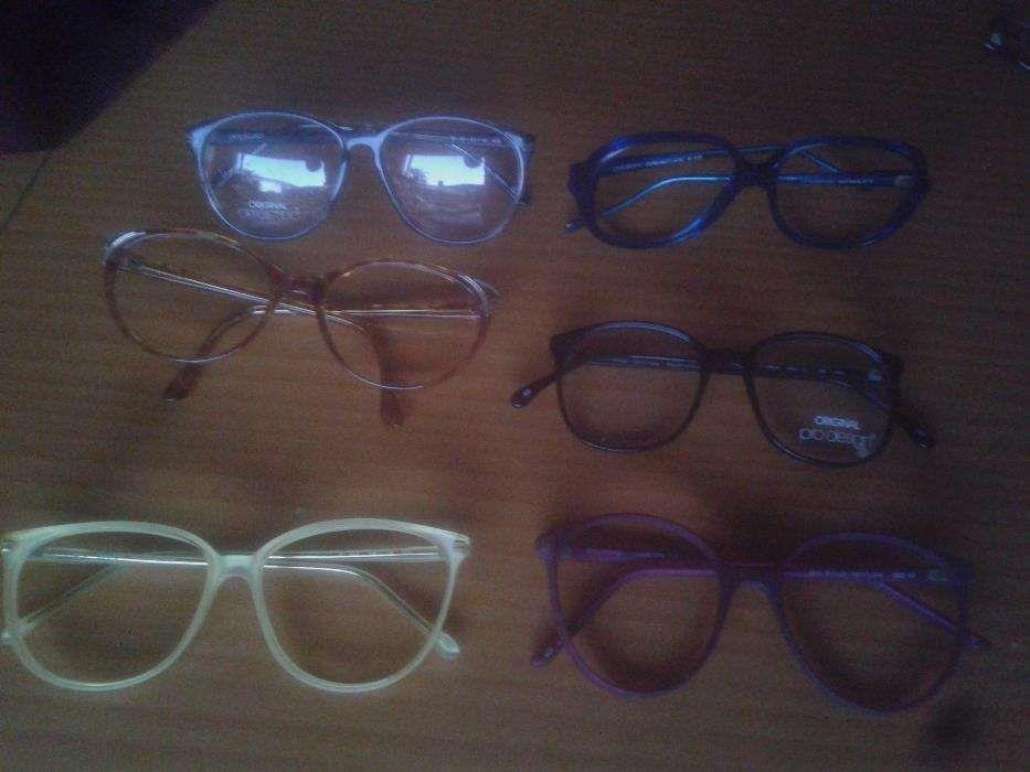 Armações de óculos - Diversos -NOVOS