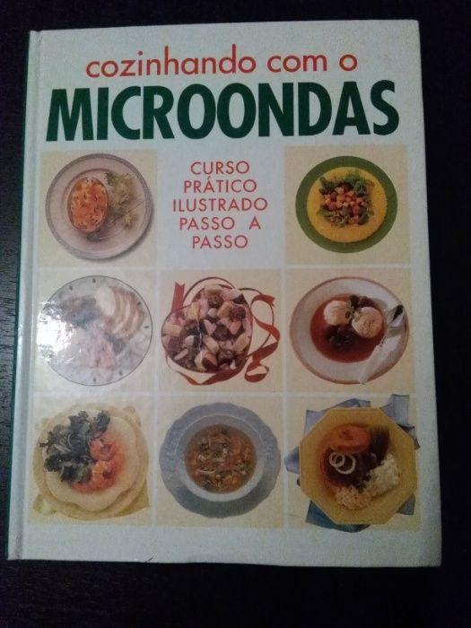 Livro Culinária Novo