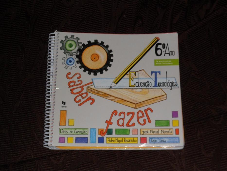 Manual Escolar 5º/6º Ano Educação Tecnologica