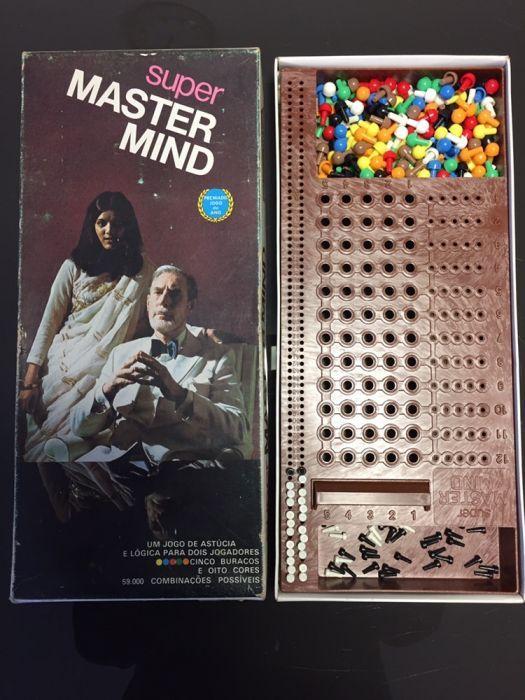 Jogo Super Master Mind