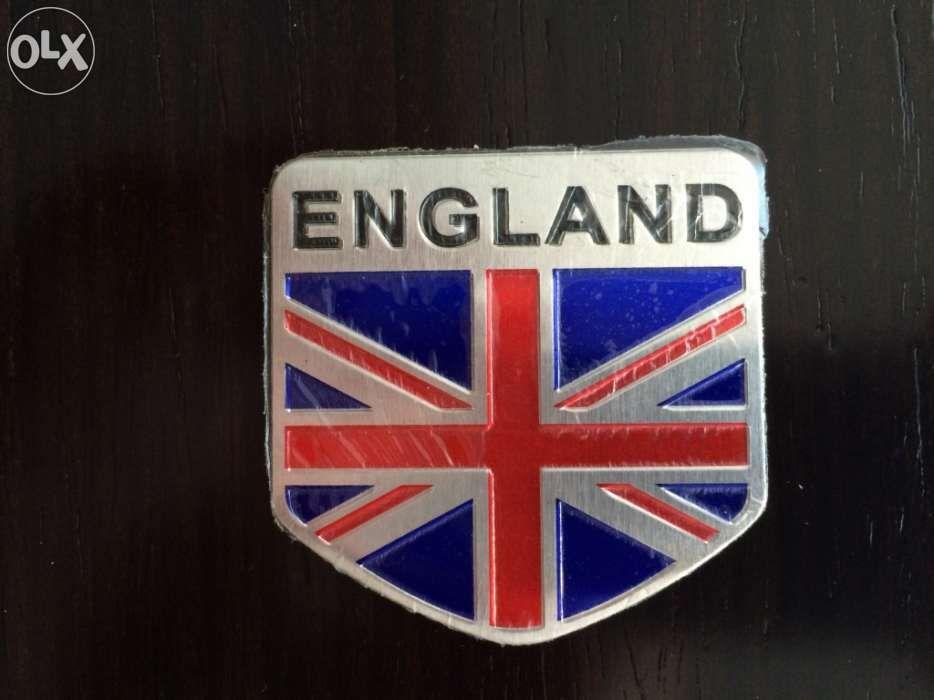 Emblema, símbolo MG, Mini, triumph, Land Rover, Range Rover