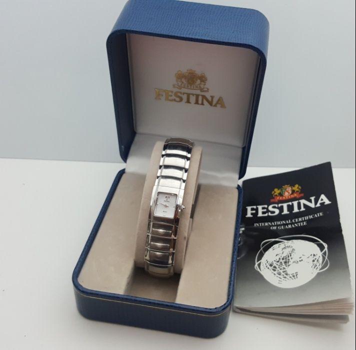 06f8a71de83 Relógio Festina - Quartzo - F8984 - Miyota 5Y20E - Senhoras - C  novo