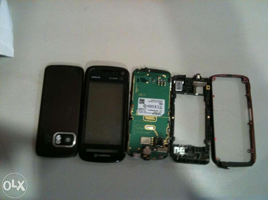 Nokia 5800 peças vendo ou troco