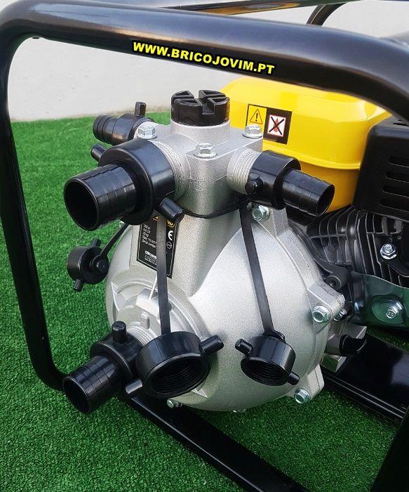 Motobombas Alta Pressão Novas - Motor 163cc - Elevação 55mts - Garland Gondomar - imagem 6
