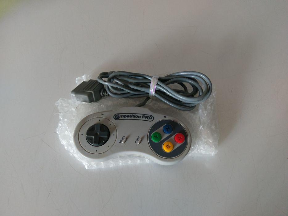 Comando Super Nintendo Competition Pro