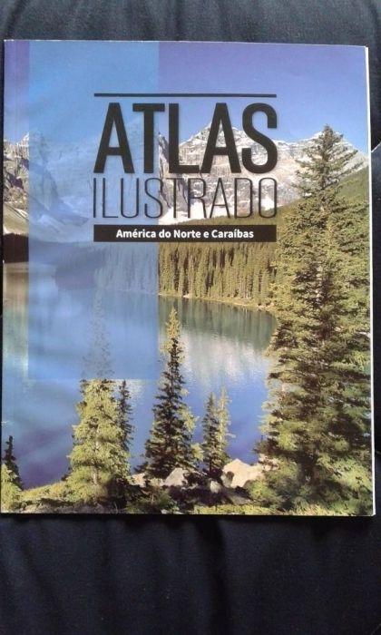 Atlas ilustrado da América do Norte e Caraíbas