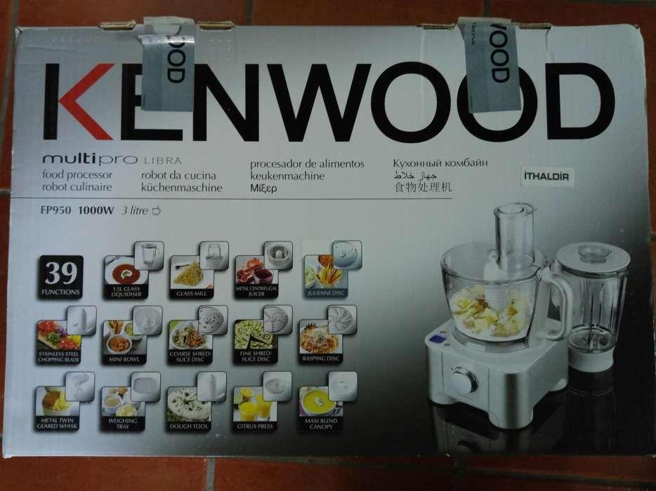 Processador de alimentos Keenwood Multipro Libra FP950