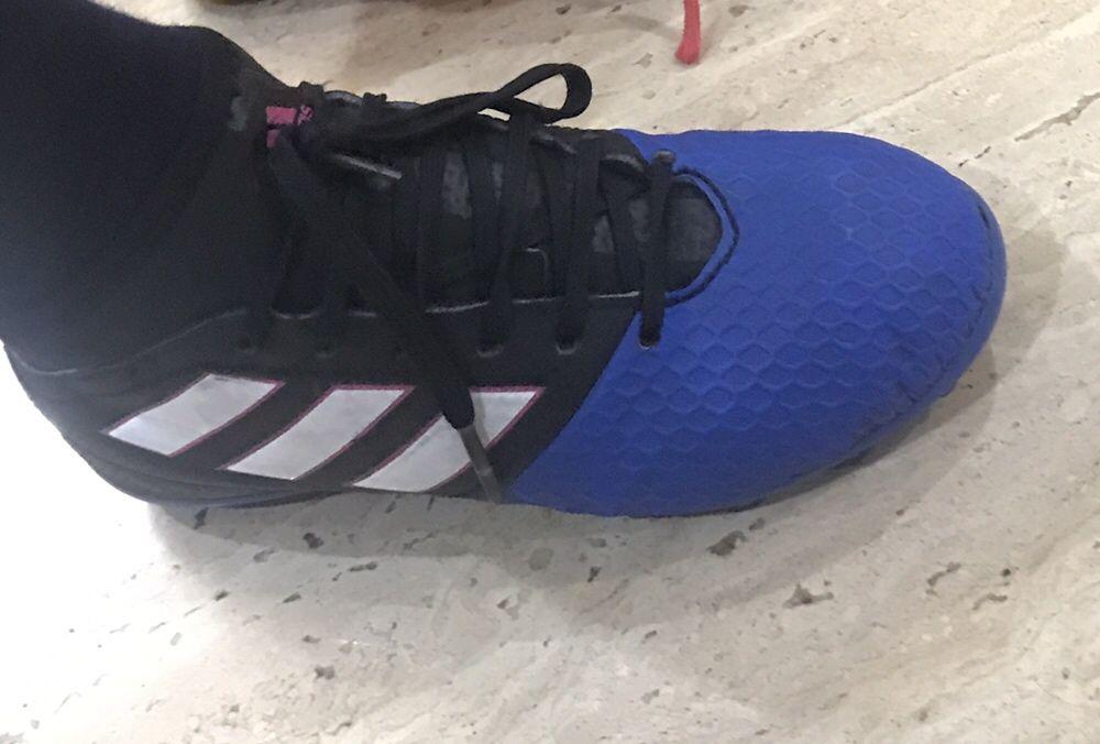 Chuteiras Adidas Ace 17.3 Primemesh FG Sobreira • OLX Portugal