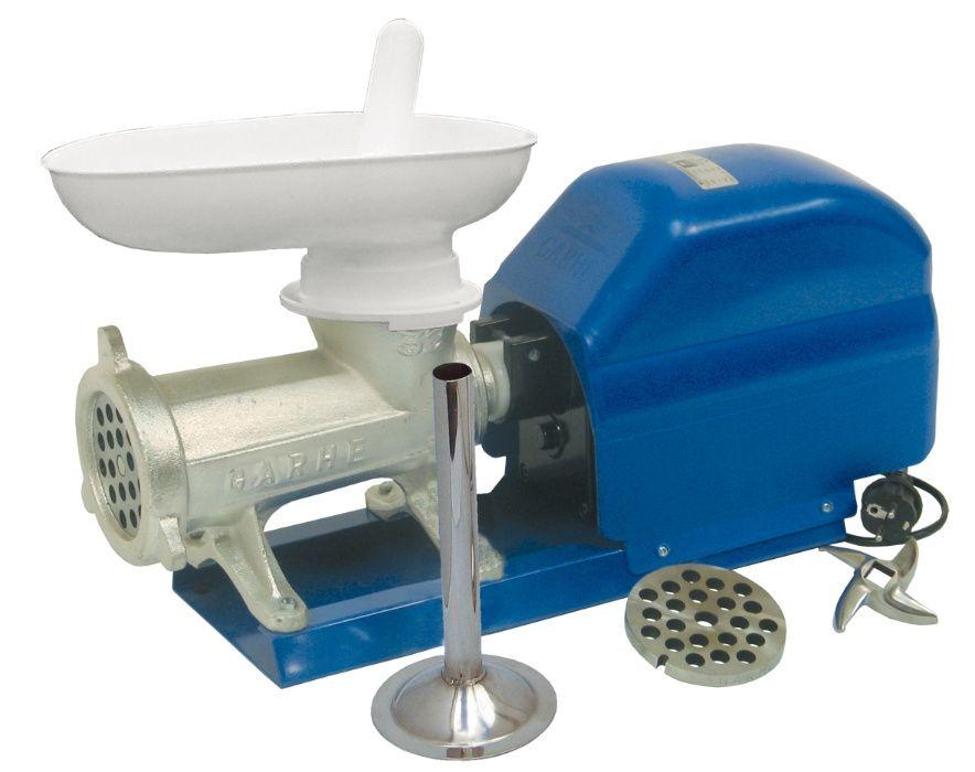 2b29603d8 Máquina de cortar carne para chouriças e encher fumeiro Penafiel • OLX  Portugal