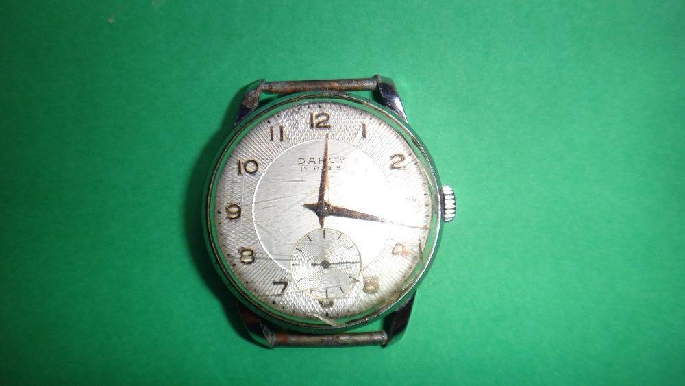 7fec8642f12 Relogio Pulso Homem de Corda( Muito antigo) Marca Darcy Nº 262 1