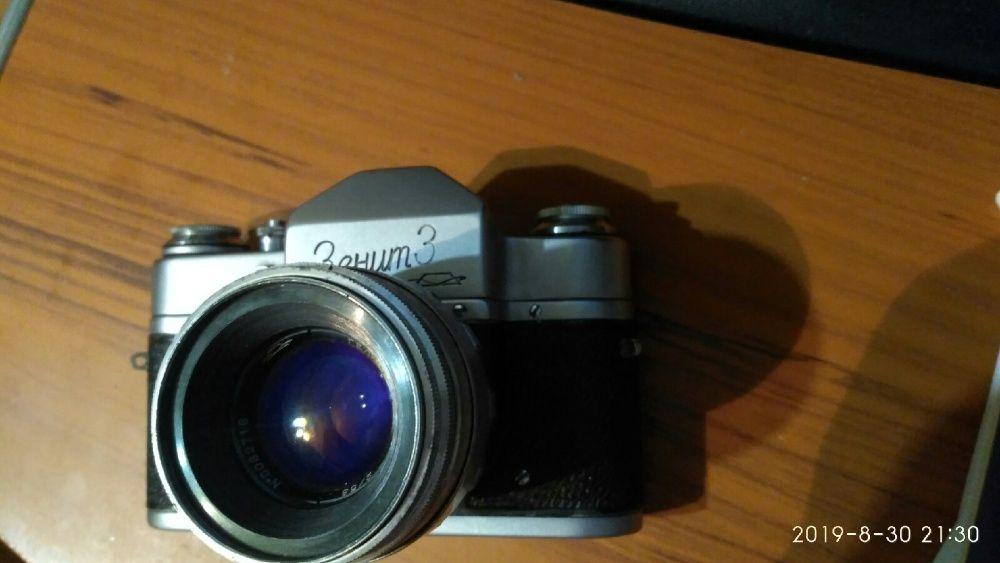 Fotoapparat Zenit 3 I Obektiv Gelios 44 2 58 Cena 5000 Rublej 2 500 Grn Plenochnye Fotoapparaty Doneck Na Olx