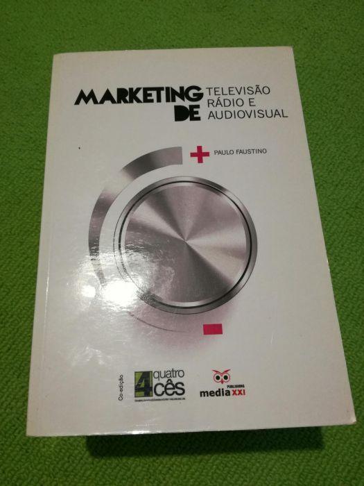Marketing de televisao, radio e audiovisual