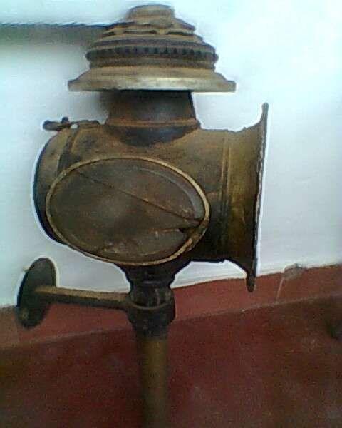 lanterna de barco