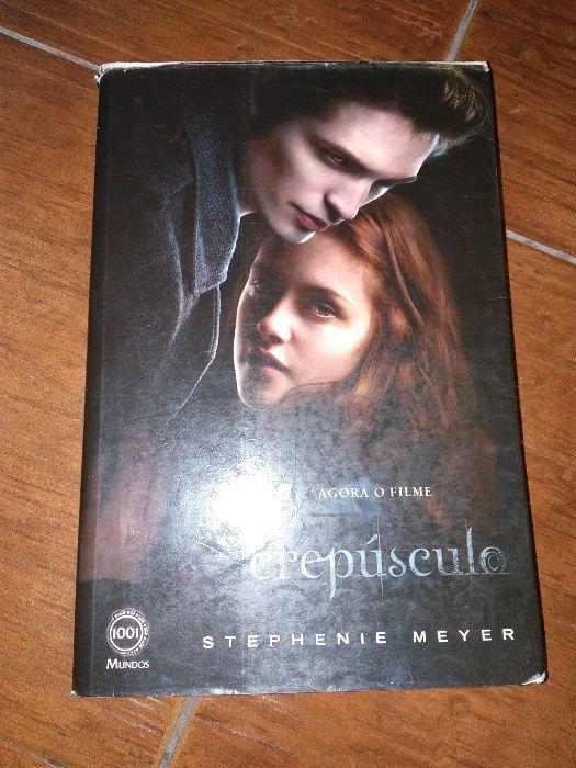 Livros da Saga Crepúsculo (Twilight)