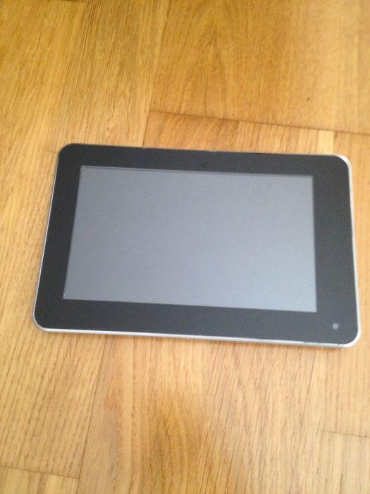 Tablet para peças