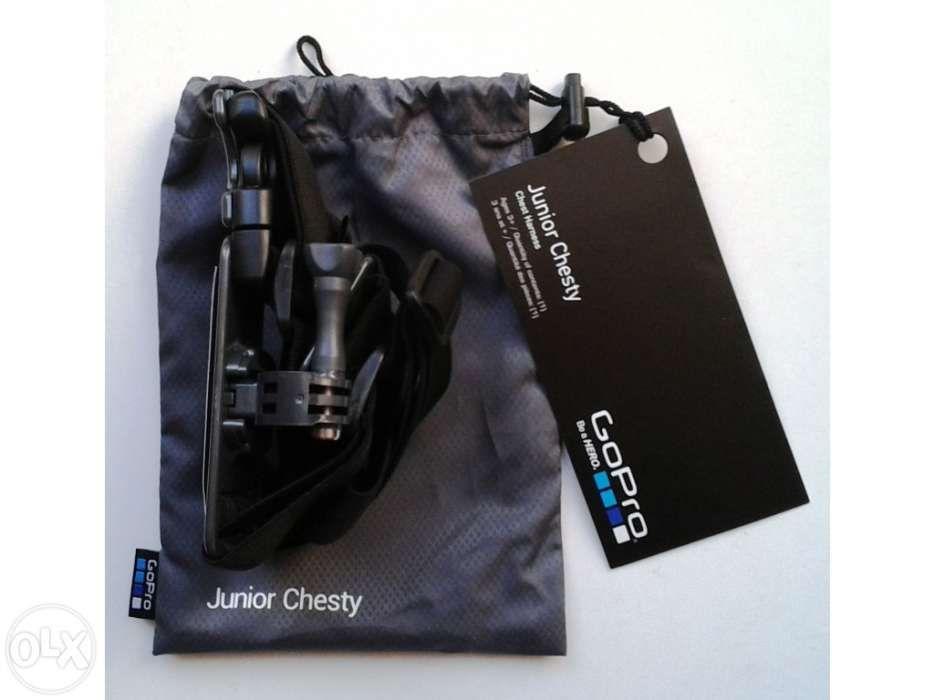 Chesty Junior (Cinturão para suporte peitoral) - GoPro HERO3+ Acessóri
