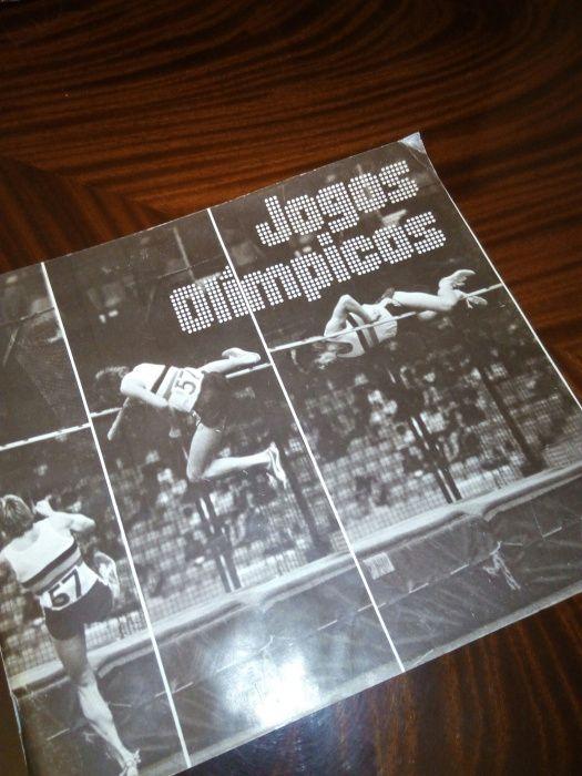 """Livro """"Jogos Olímpicos"""""""
