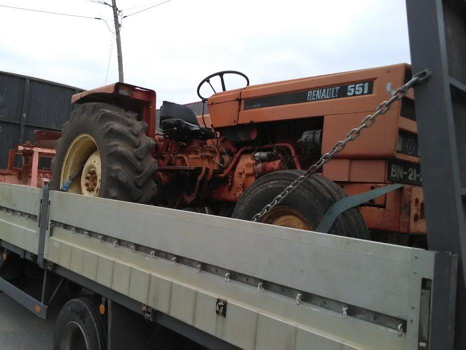 Transporte de tratores, alfaias agricolas e maquinas Coimbra - imagem 5