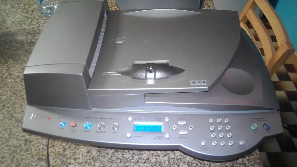 Vendo inpressora, fax, scanner