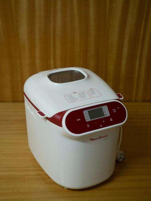 Moulinex UNO - Máquina de Fazer Pão