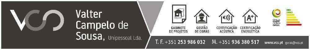 Certificação Energética - Engenharia Consultores - V.Castelo - Valença