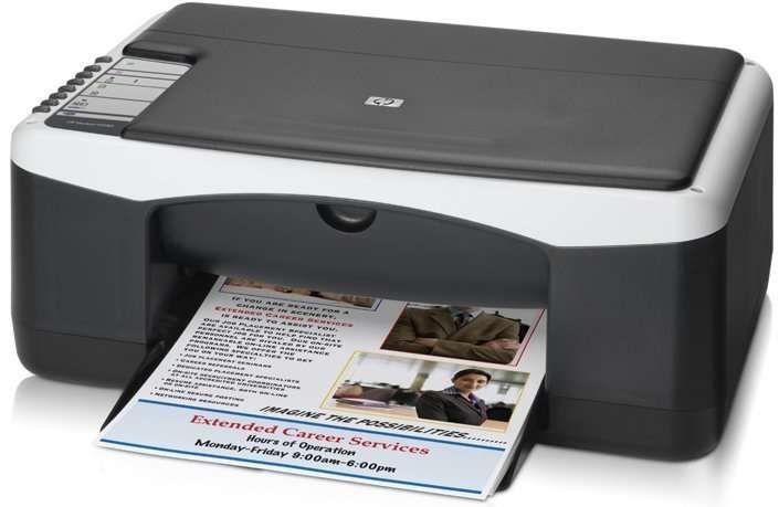 Impressora HP Deskjet 2100 (Para Despachar)