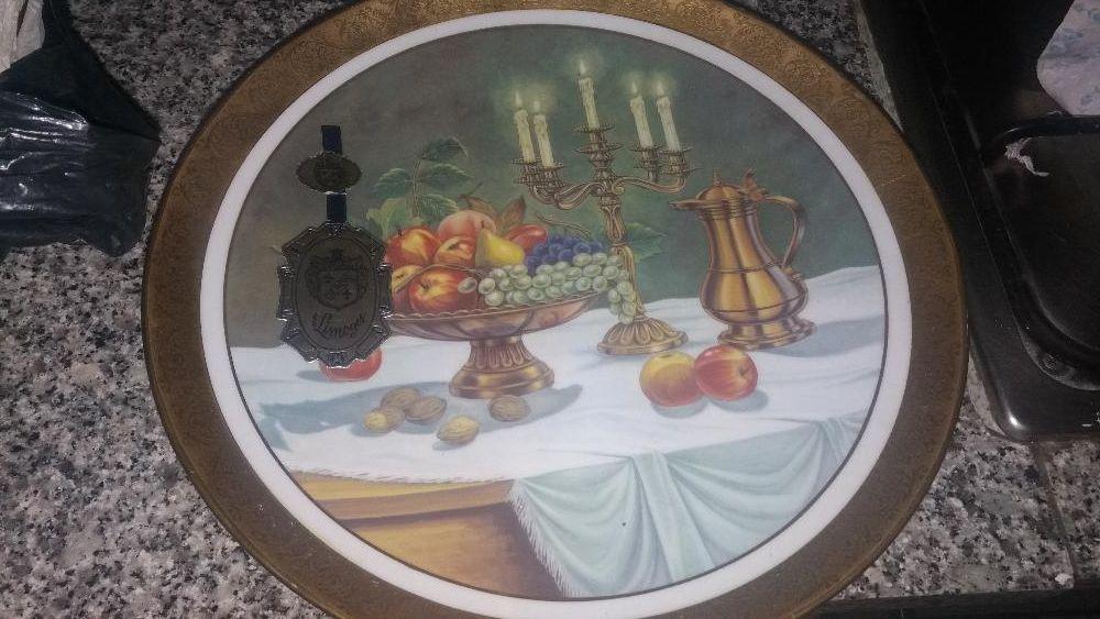 Coleção pratos Limoges