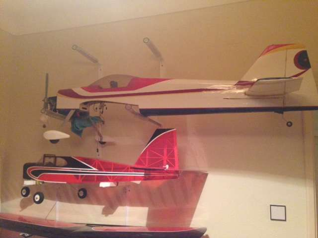 Aviões aeromodelos