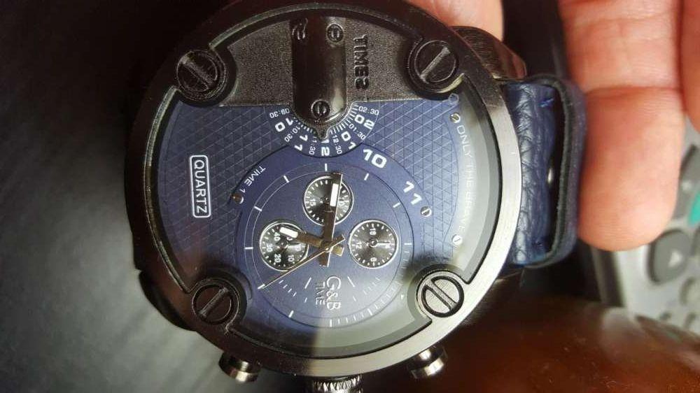 16744889ab2 Relógio novo G B Time - Algueirão-Mem Martins