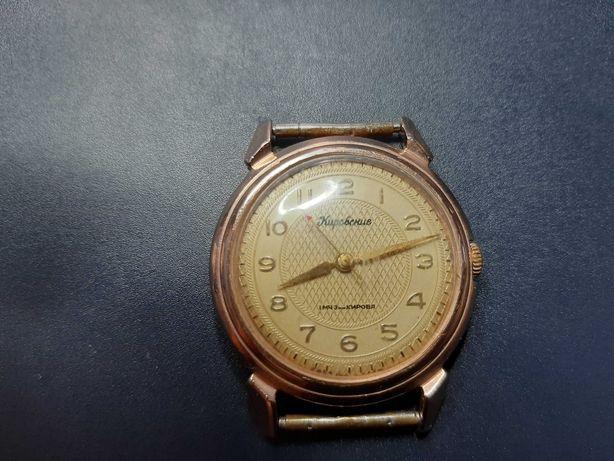 Кировские продам часы стоимость час 1с обслуживание за